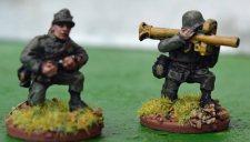 Panzersschreck; never used