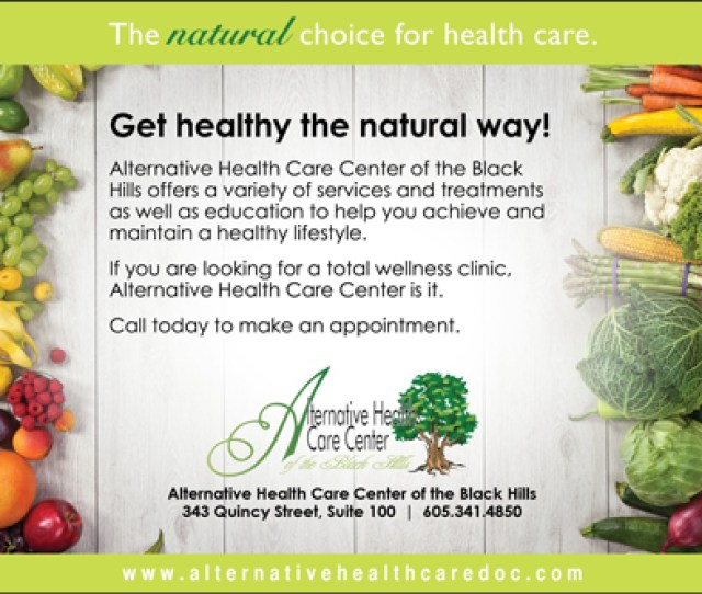 Alternative Health Care Center Of The Black Hills