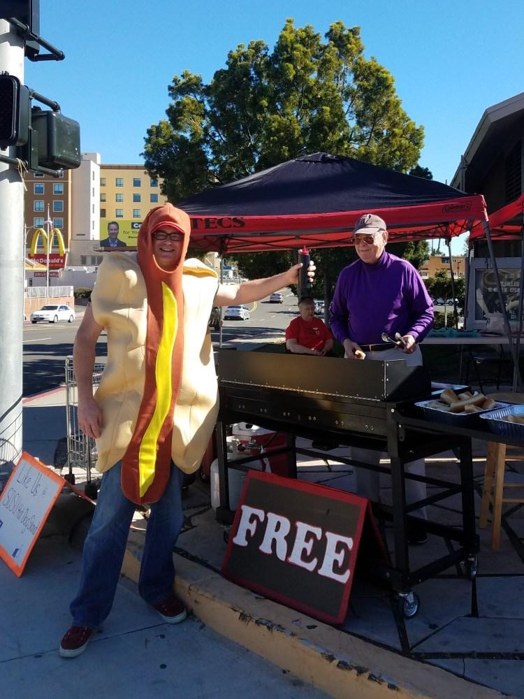 hotdog joe huffaker