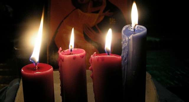 Christmas Eve Candlelight Services @ 6 & 8 PM