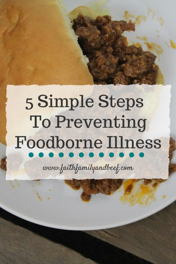 Saving yourself the pain and gut-ache of foodborne illness is easy, doable, and not that costly. The following will go a long way to keep you and your family (or anyone else you happen to be cooking for) from the living nightmare that is foodborne illness.