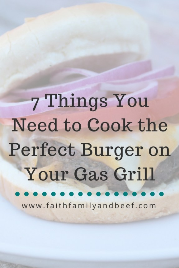 7 Things You Need to Cook the Perfect Burger on Your Gas Grill - For years, grilling with gas has hampered my ability to cook the perfect burger. But not anymore.