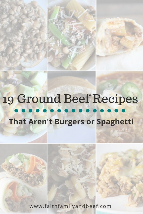 19 Tried and True Ground Beef Recipes That Aren't Burgers or Spaghetti
