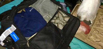 Packing for home
