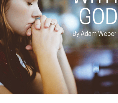 Talking With God Book Review | FaithFilledMotherhood.com