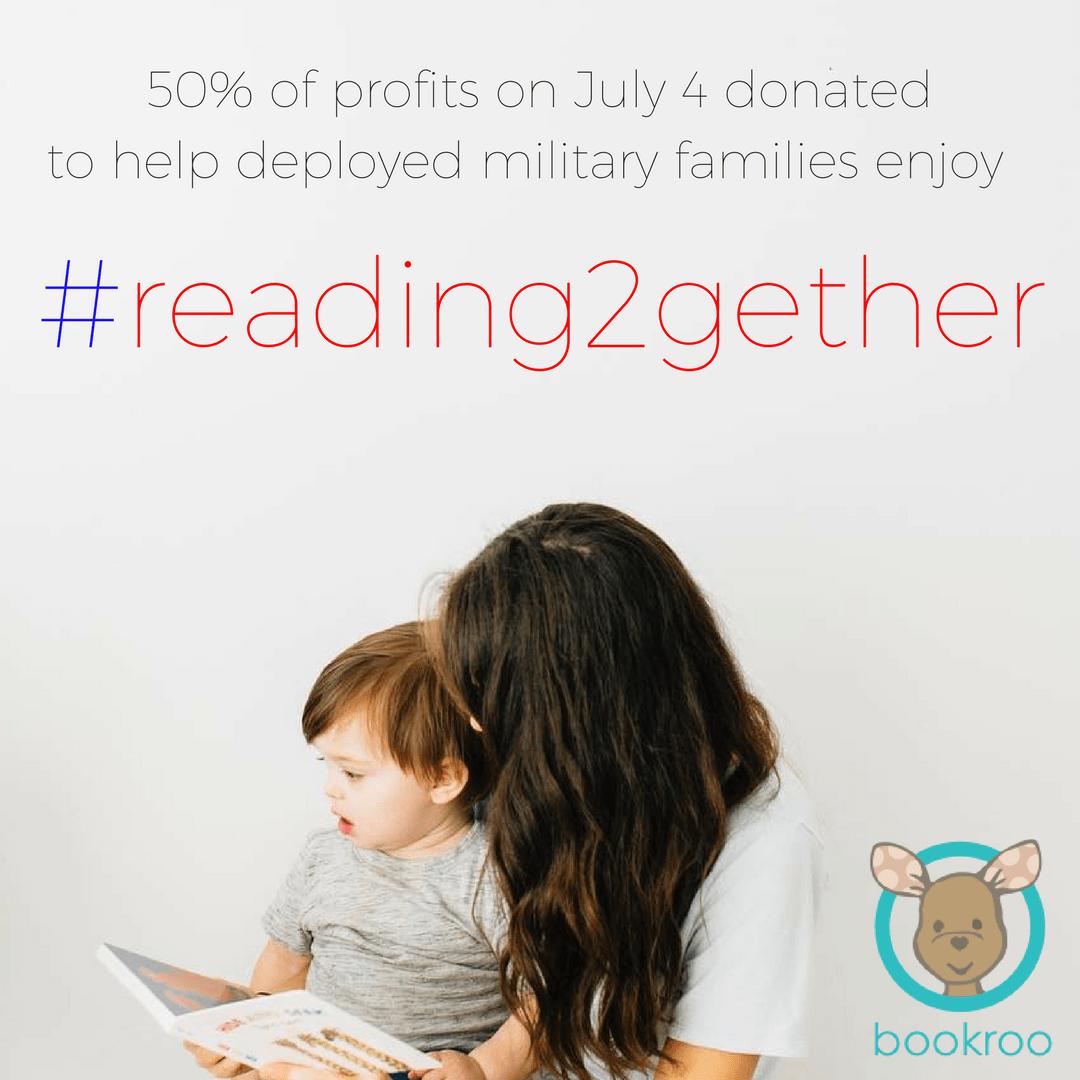 #reading2gether Bookroo | FaithFilledMotherhood.com