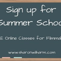 Free Filmmaking Classes This Summer