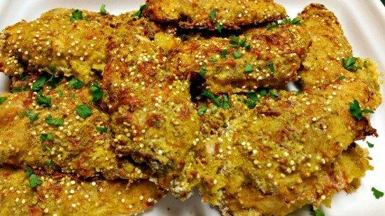 Gluten Free Chicken Parmesan Tenders