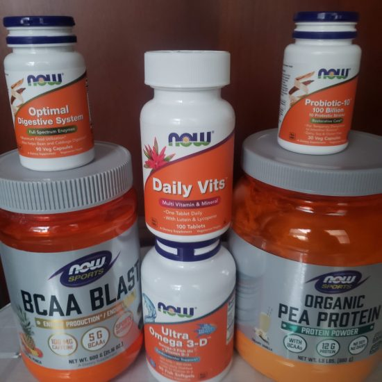 Supplements while bulking for womens figure competition