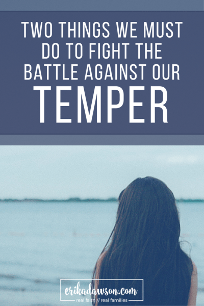 What to Do When You Struggle with Anger