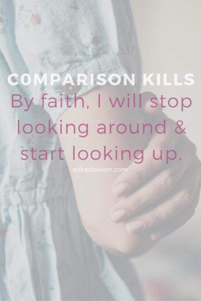 Comparison Kills