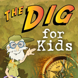 Family Devotions: The Dig for Kids {a Review}