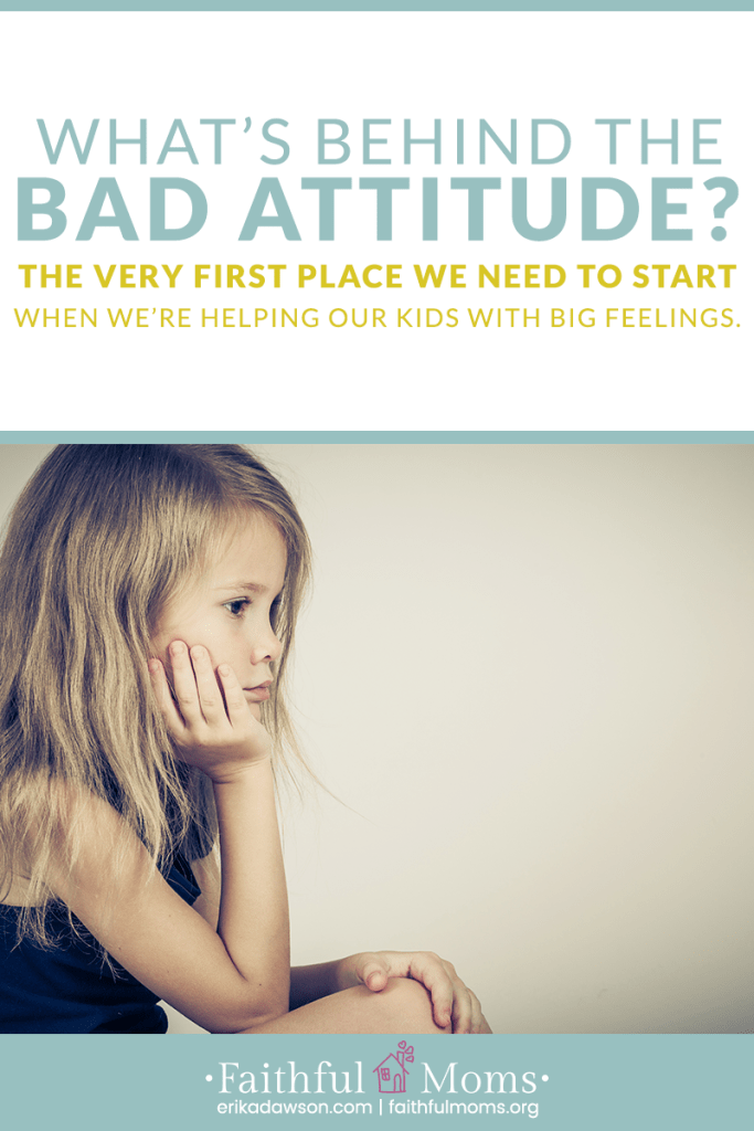 SUCH a good reminder when the kids are struggling with bad attitudes!