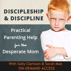 Discipline and Discipleship Review and a new Phrase
