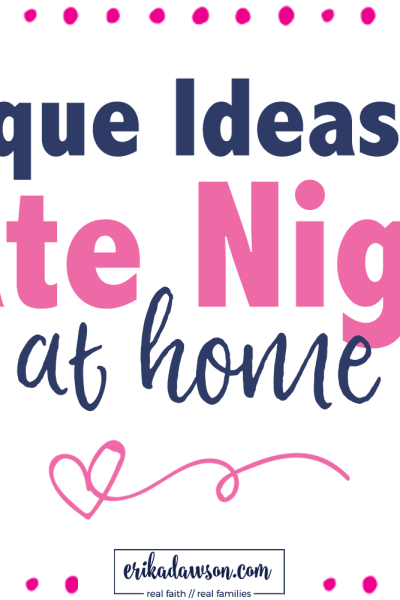 Simple At-Home Dates You'll Actually Use