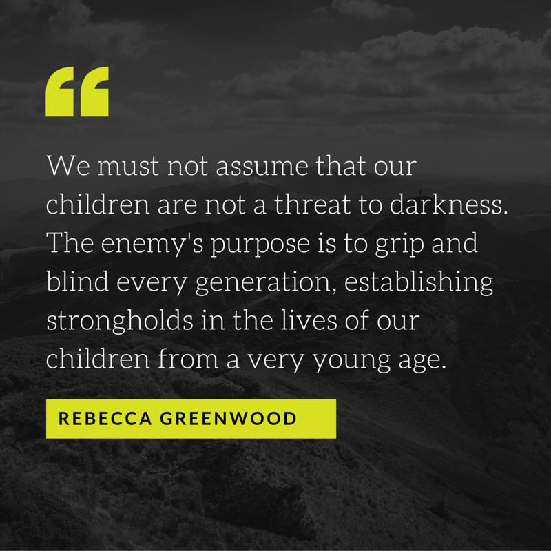 rebecca greenwood quote