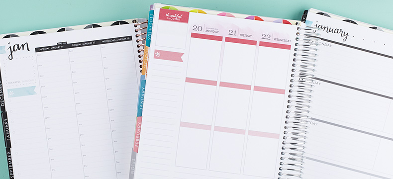 the best planners for busy moms!!