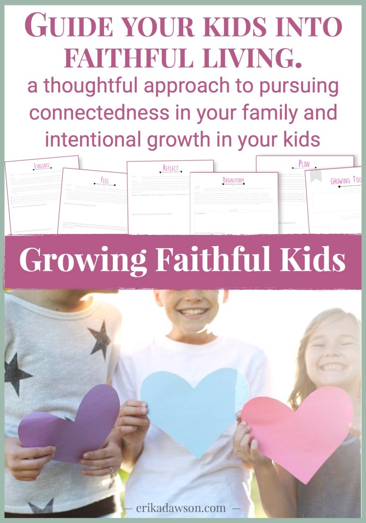 I LOVE this resource. It's simplified parenting SO MUCH and has helped me really help the kids. LOVE it.