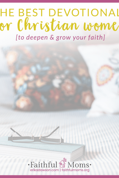 The 4 Best Devotionals for Women
