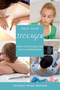 How to Help Your Teenager Who is Struggling in School