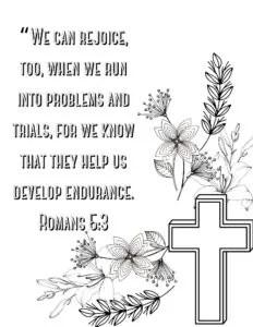 Romans 5:3