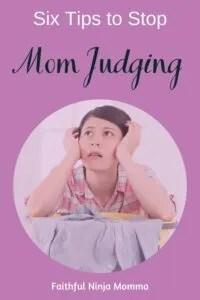 Mom Judging
