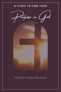 Finding Your Purpose in God Cross