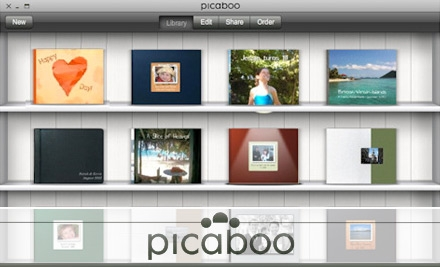 Picaboo-Photo -Book
