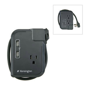 Kensington Portable Power Outlet and Adapter