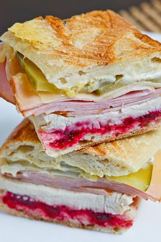Roast Turkey Cuban Sandwich | Faith, Hope, Love, and Luck Survive Despite a Whiskered Accomplice