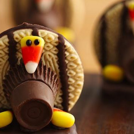 Turkey Cookies | Faith, Hope, Love, and Luck Survive Despite a Whiskered Accomplice