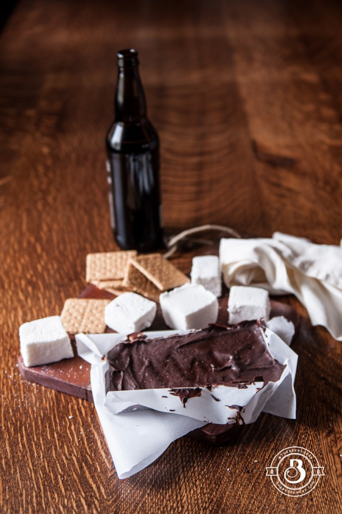 Beer S'Mores | Faith, Hope, Love, and Luck Survive Despite a Whiskered Accomplice
