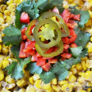 Instagram - Mexican Street Corn Salad | Faith, Hope, Love, and Luck Survive Despite a Whiskered Accomplice