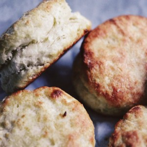Instagram - Easy, Flaky Breakfast Biscuits | Faith, Hope, Love, and Luck Survive Despite a Whiskered Accomplice