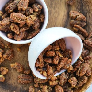 Instagram - Crockpot Cinnamon Praline Pecans | Faith, Hope, Love, and Luck Survive Despite a Whiskered Accomplice