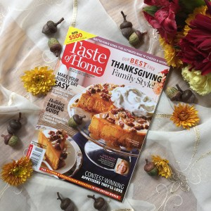 Instagram - Taste of Home - Holiday Appetizer | Faith, Hope, Love, & Luck Survive Despite a Whiskered Accomplice