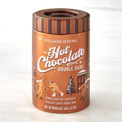 Double Dark Hot Chocolate | Faith, Hope, Love, and Luck Survive Despite a Whiskered Accomplice