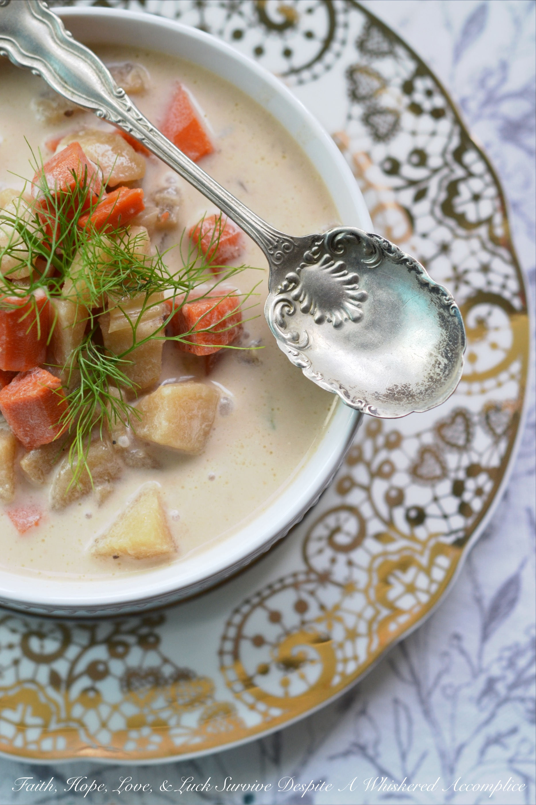 Rustic Slow-Cooker French Peasant Soup