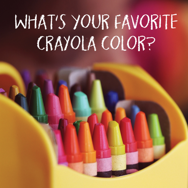 National Crayon Day - The Nostalgia Diaries