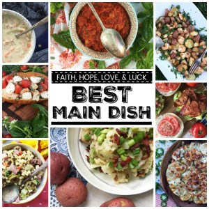 We're counting down the days until New Year's 2018 by sharing our best and favorite mouth-watering main dish recipes of the year 2017.