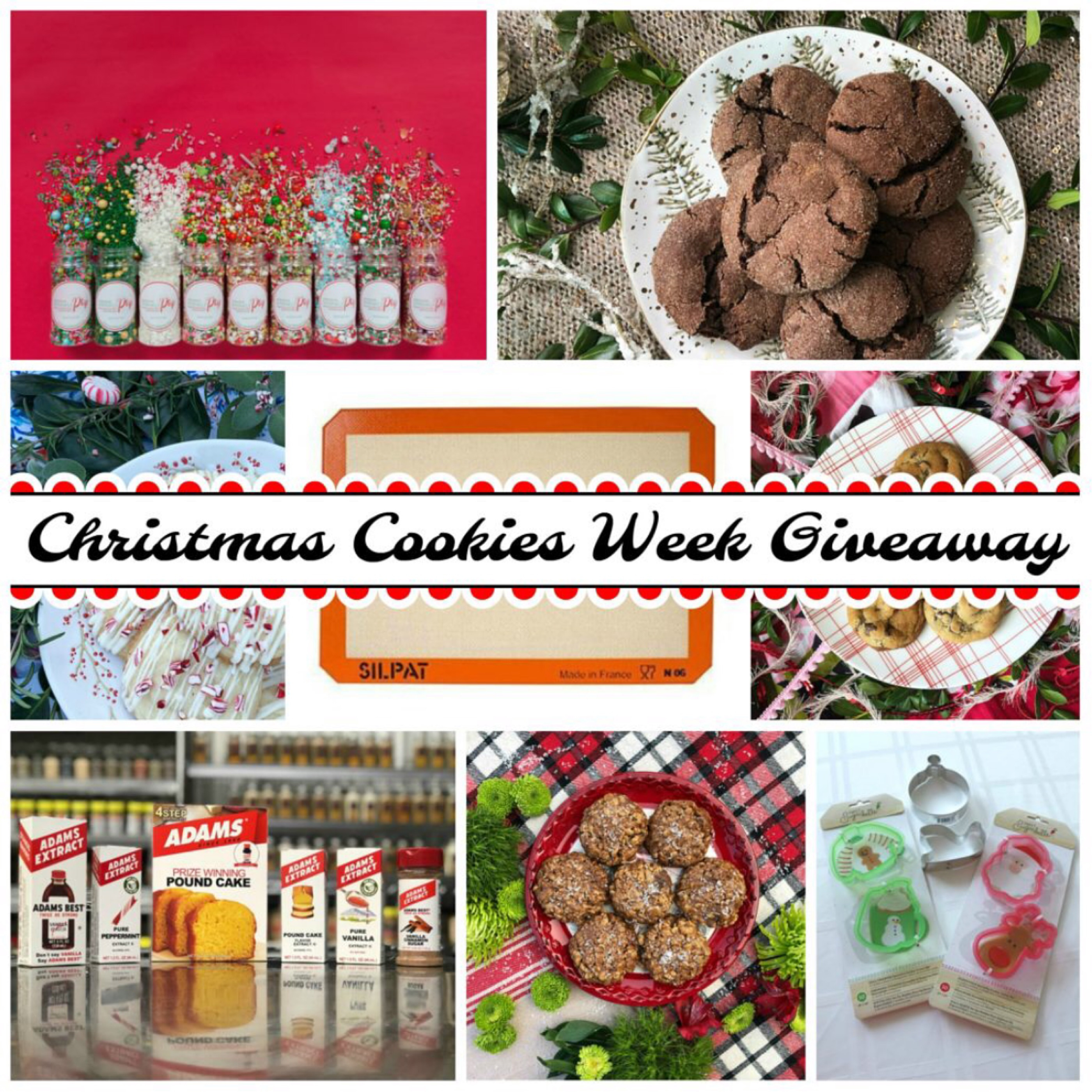 Instagram Christmas Cookies Week 2018 Giveaway Faith Hope Love And Luck Survive Despite A Whiskered Accomplice Faith Hope Love Luck Survive Despite A Whiskered Accomplice