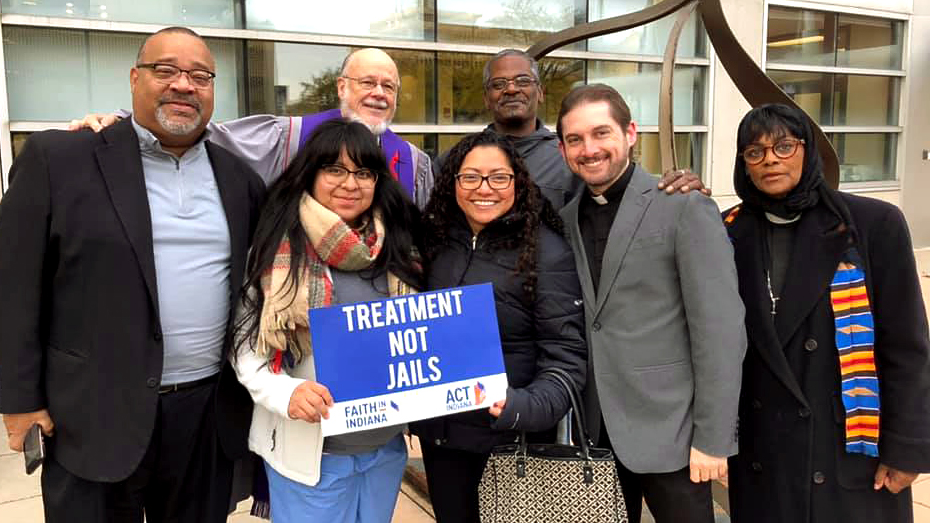 Treatment Not Jails