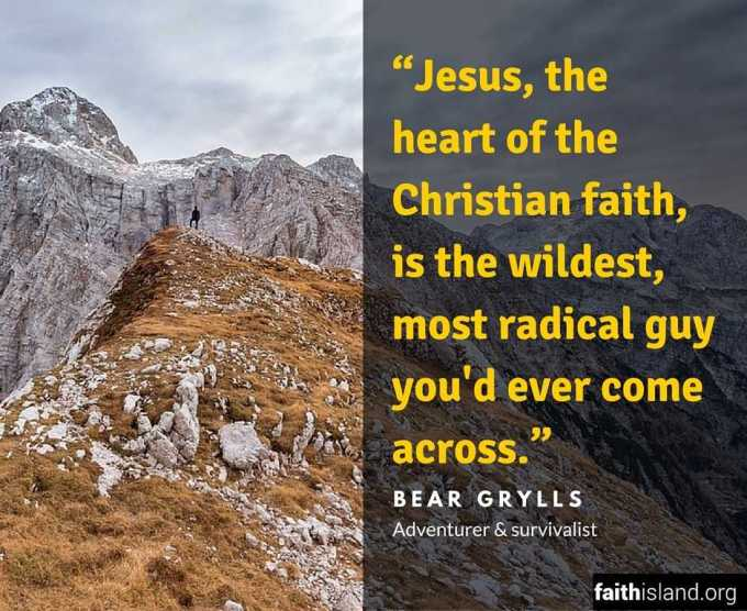 Jesus radical quote