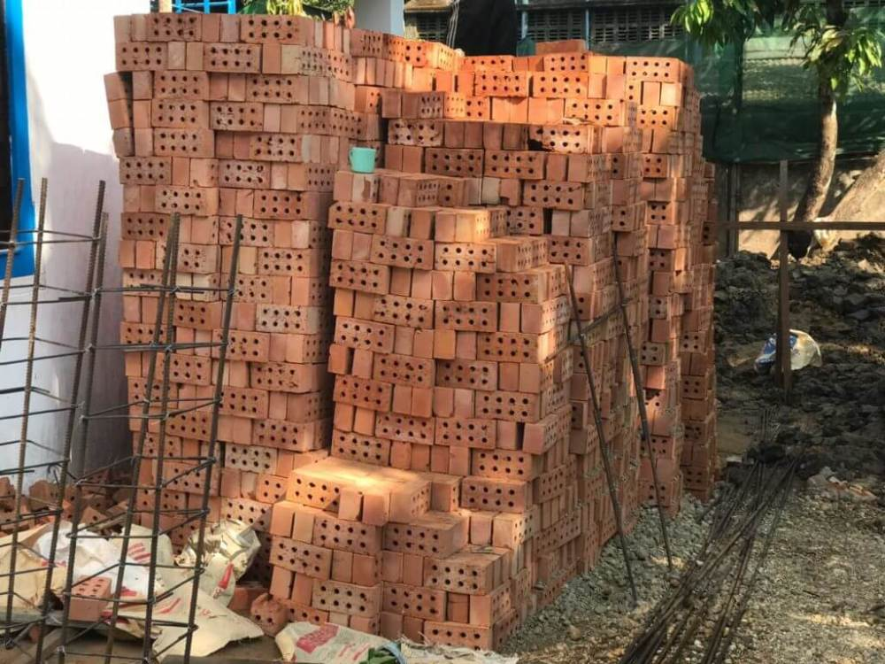 Building 3 Bricks