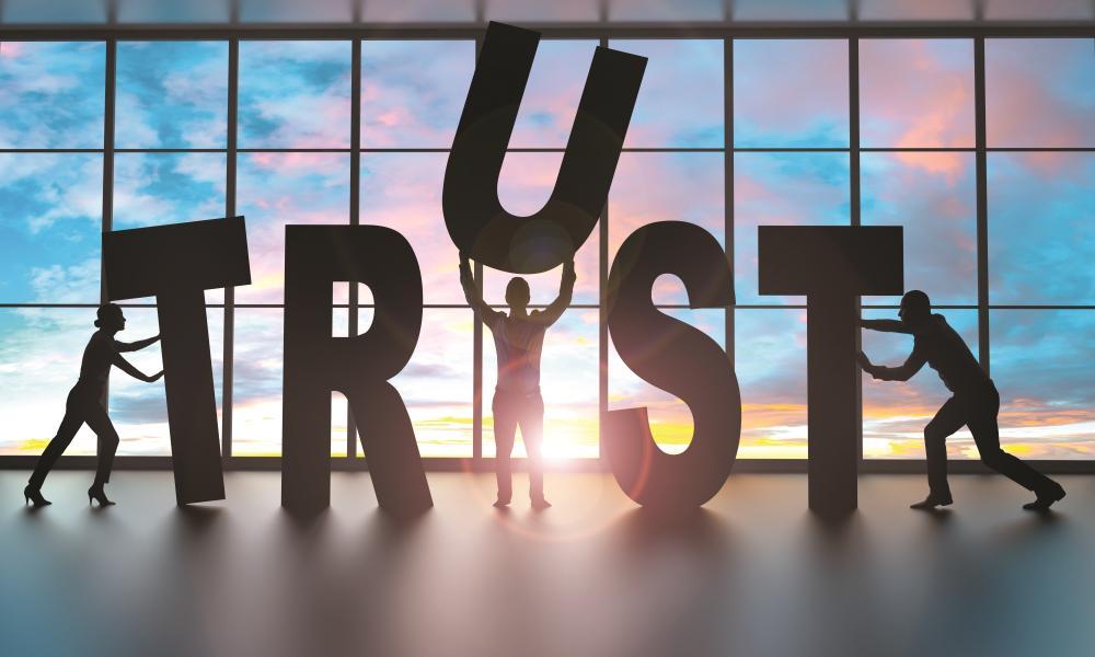 Building a bridge of trust | Faith Magazine