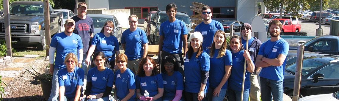 HCA Volunteers