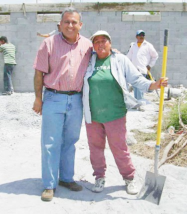 Dora and David in Reynosa