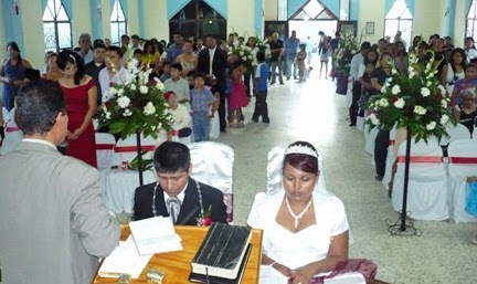 Wedding in Reynosa