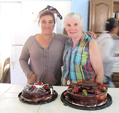 Celebrating birthdays in Reynosa