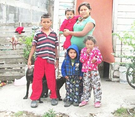 A family needing a home in Mexico
